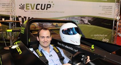 Ben Collins, Top Gear Stig